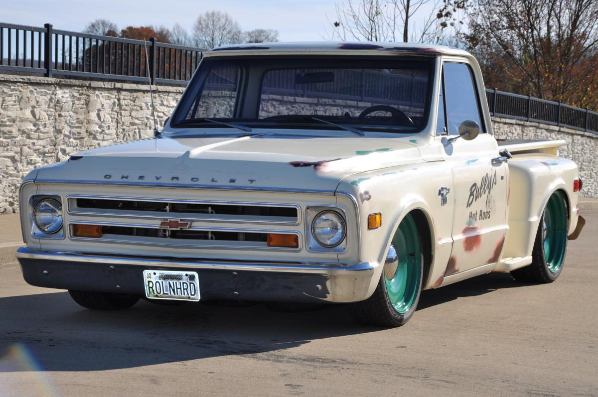 1968 Chevy C 10 Shop Truck C10 Suspension Sold