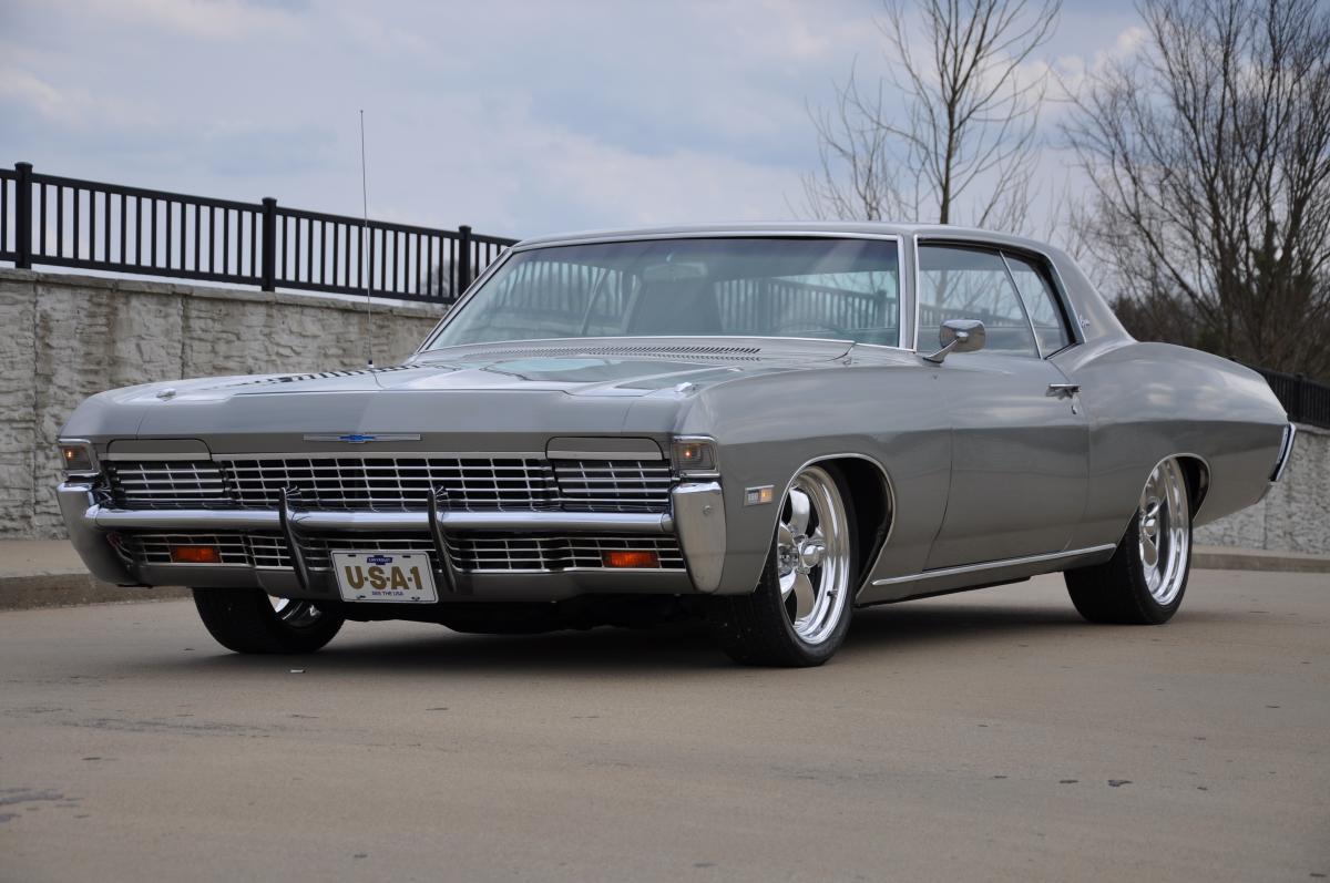 1968 Chevrolet Caprice Sold