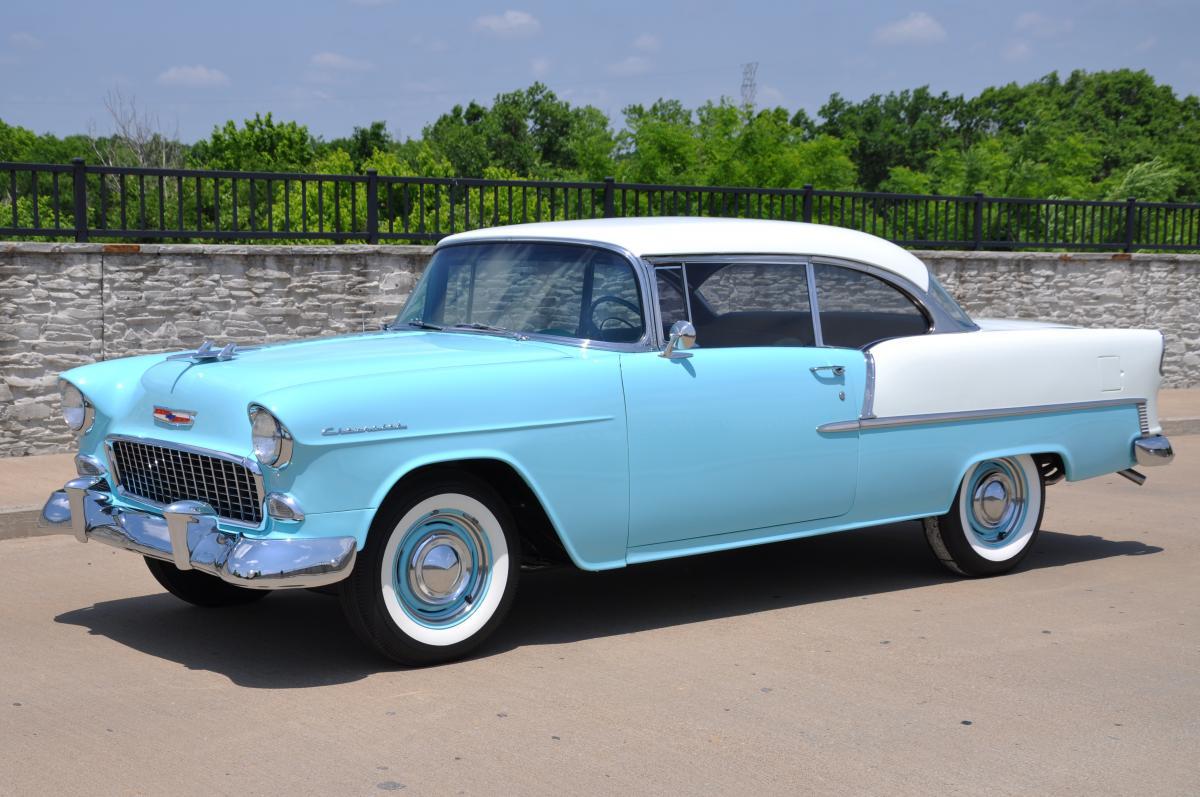 1955 chevrolet 210 sport coupe - 1955 chevrolet belair sport coupe ...