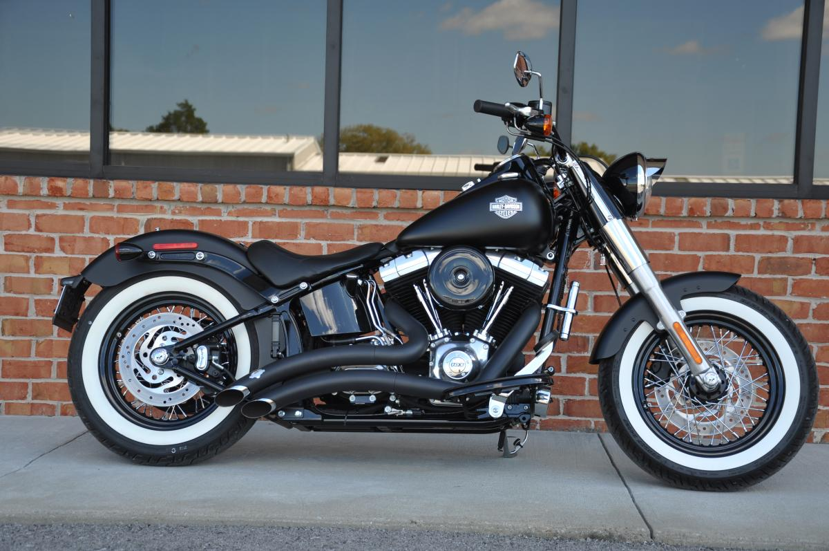 2013 harley davidson softail slim. Black Bedroom Furniture Sets. Home Design Ideas