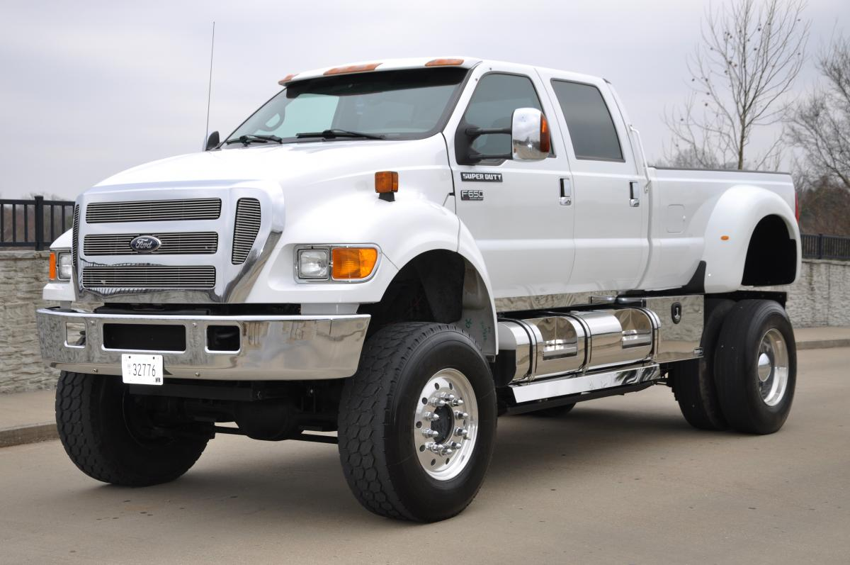 2007 Ford F650 Super Duty 4x4