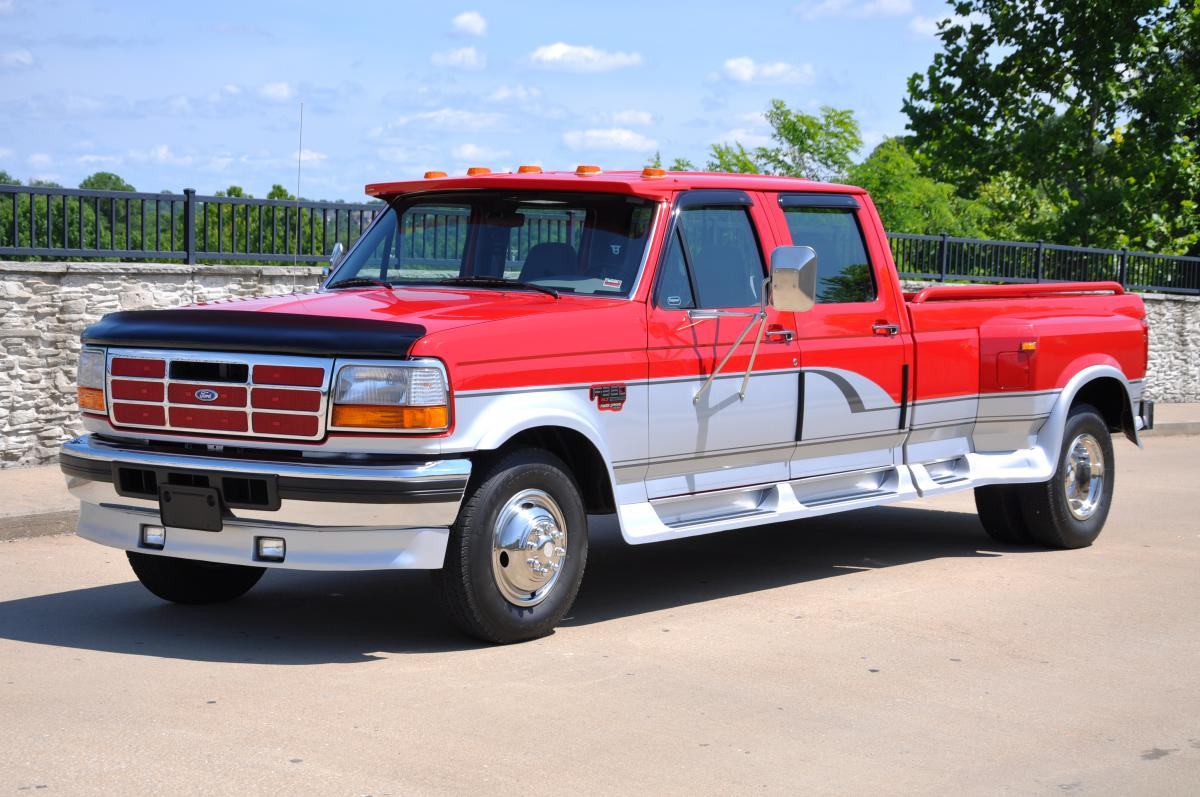 1995 Ford F 350 Crew Cab Dually - SOLD!!!