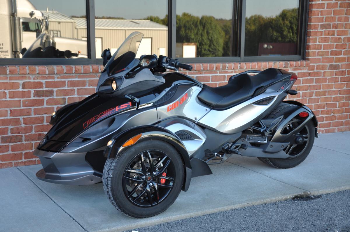 2011 Can Am Spyder RSS   $11,900