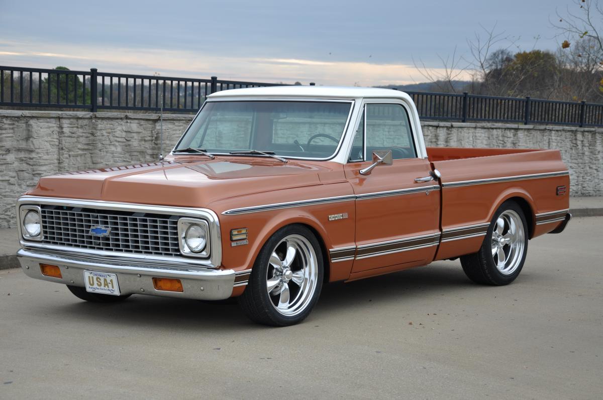 1971 chevy pickup truck