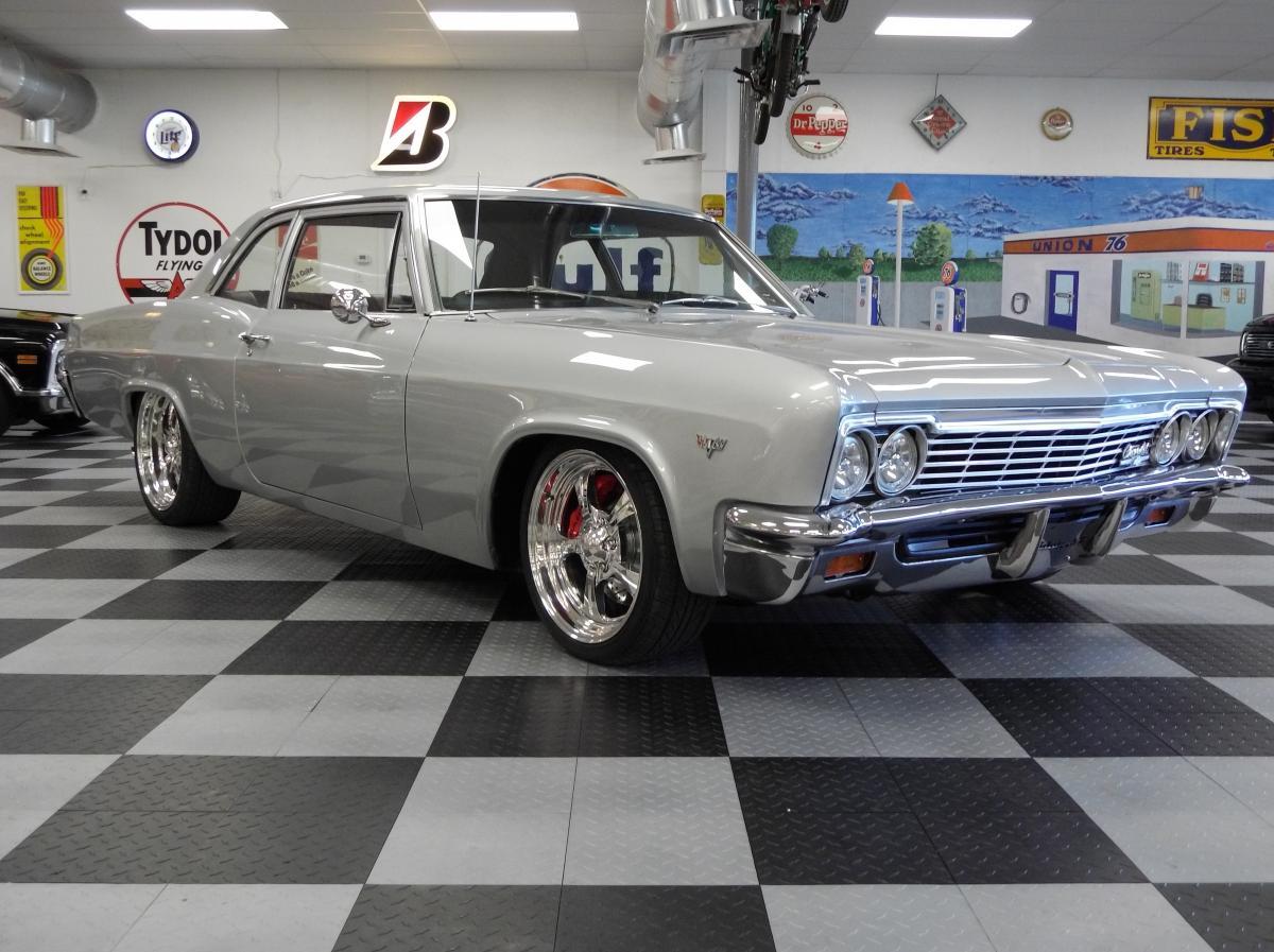 1966 Chevrolet Biscayne Bel Air Wagon 32900