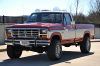 1985 Ford F150 4X4 30,000 actual miles