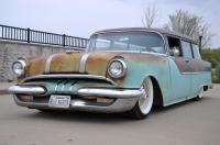 1955 Pontiac Chieftain 2 door Wagon
