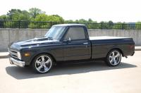 1968 Chevy Shortbed Pickup SOLD!!!