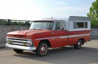 1966 Chevy C-10 pickup 50k miles
