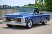 1972 Chevrolet C/10 Short Bed