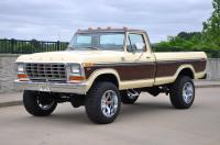 1978 Ford F250 4X4 Lariat SOLD!!!