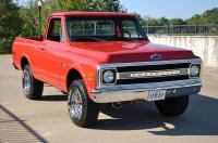 1969 Chevrolet Custom Blazer