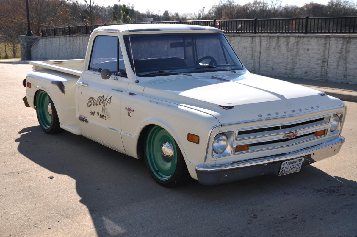 1968 Chevy C 10 Shop Truck C10 Stepside