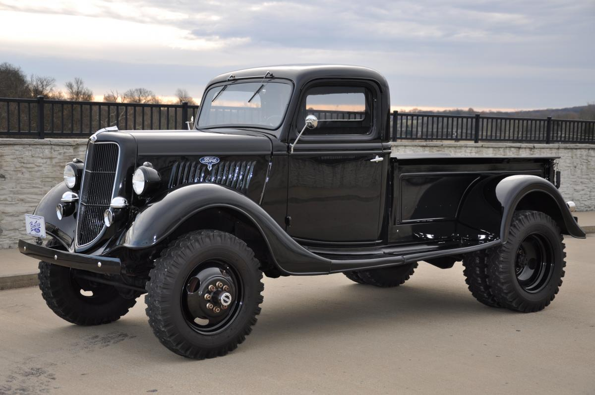 1935 ford pickup sold sold sold. Black Bedroom Furniture Sets. Home Design Ideas