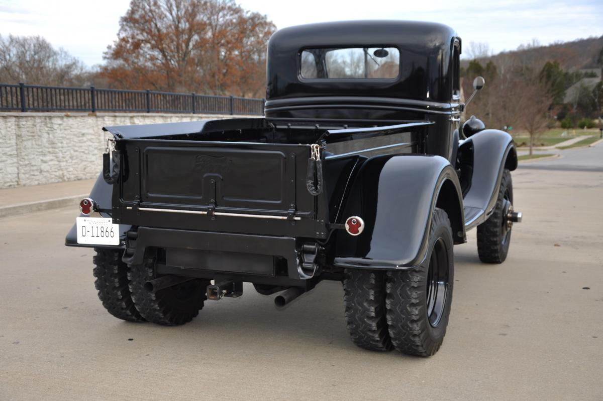 1935 Ford Truck Lookup Beforebuying 1948 Pickup Hot Rod