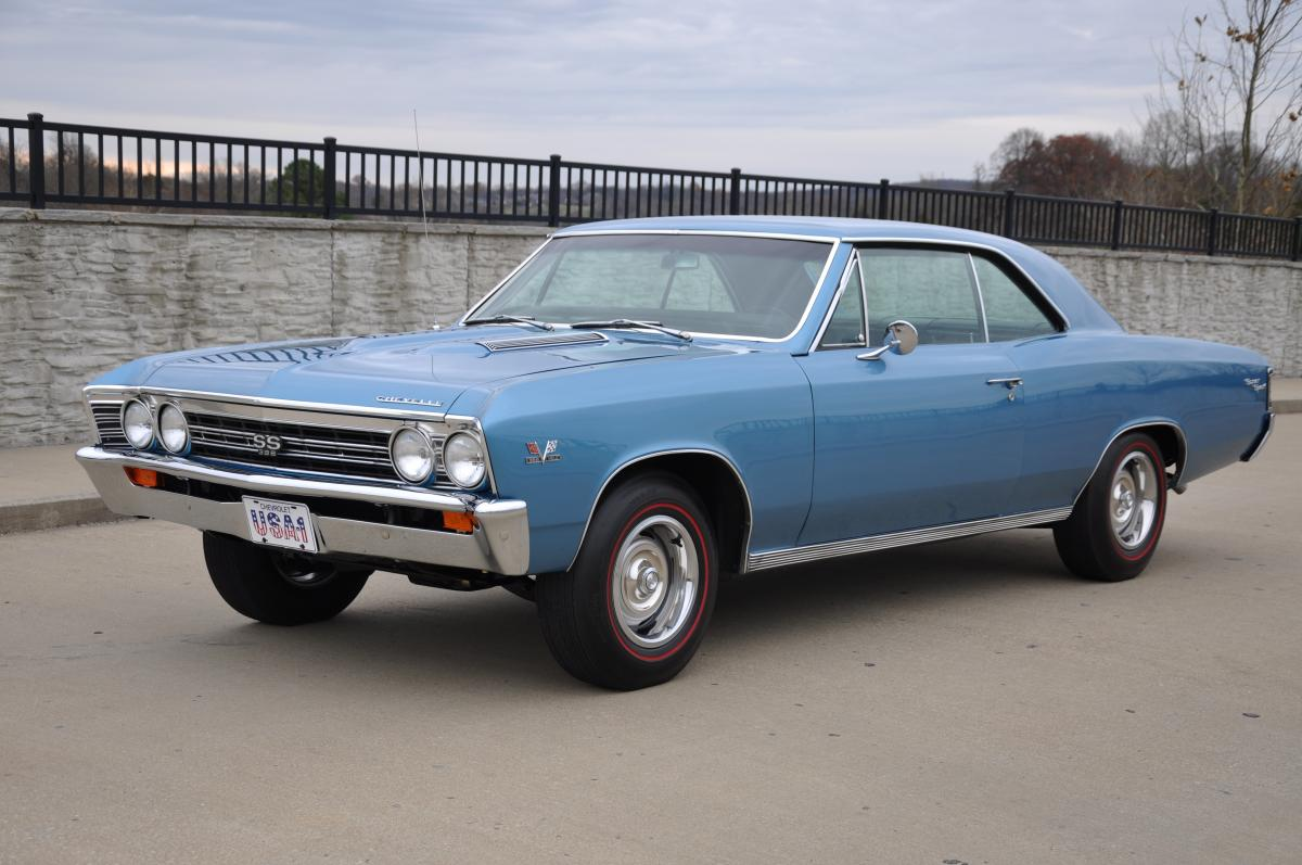 1967 Chevelle Ss 396