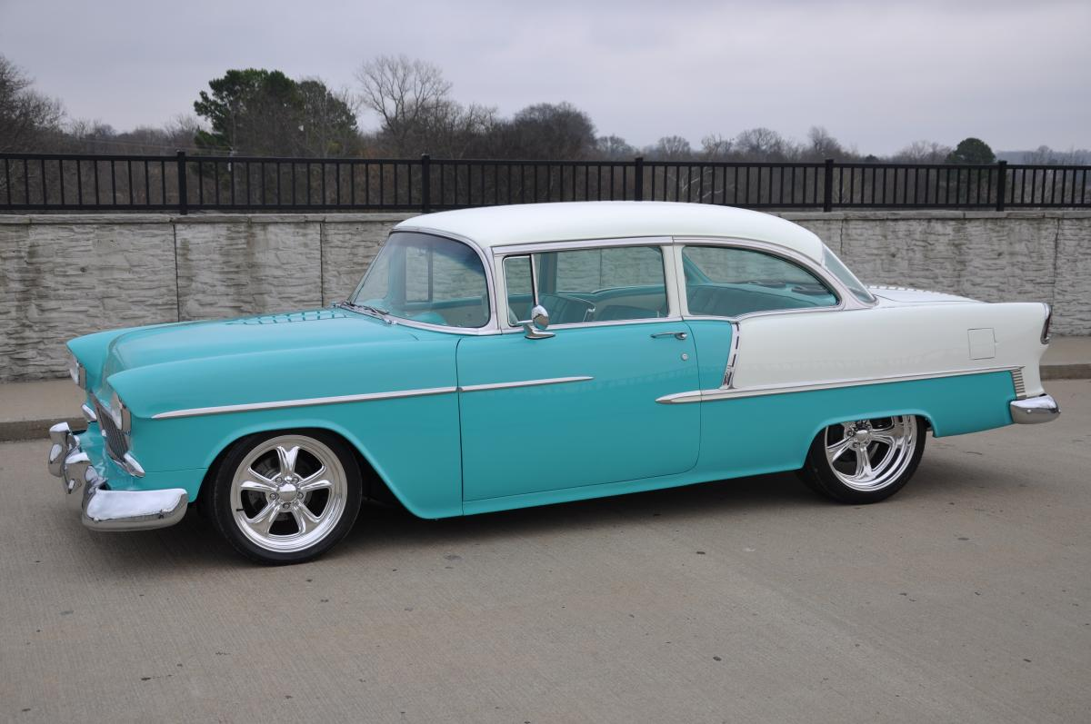 55 Chevy Bel Air