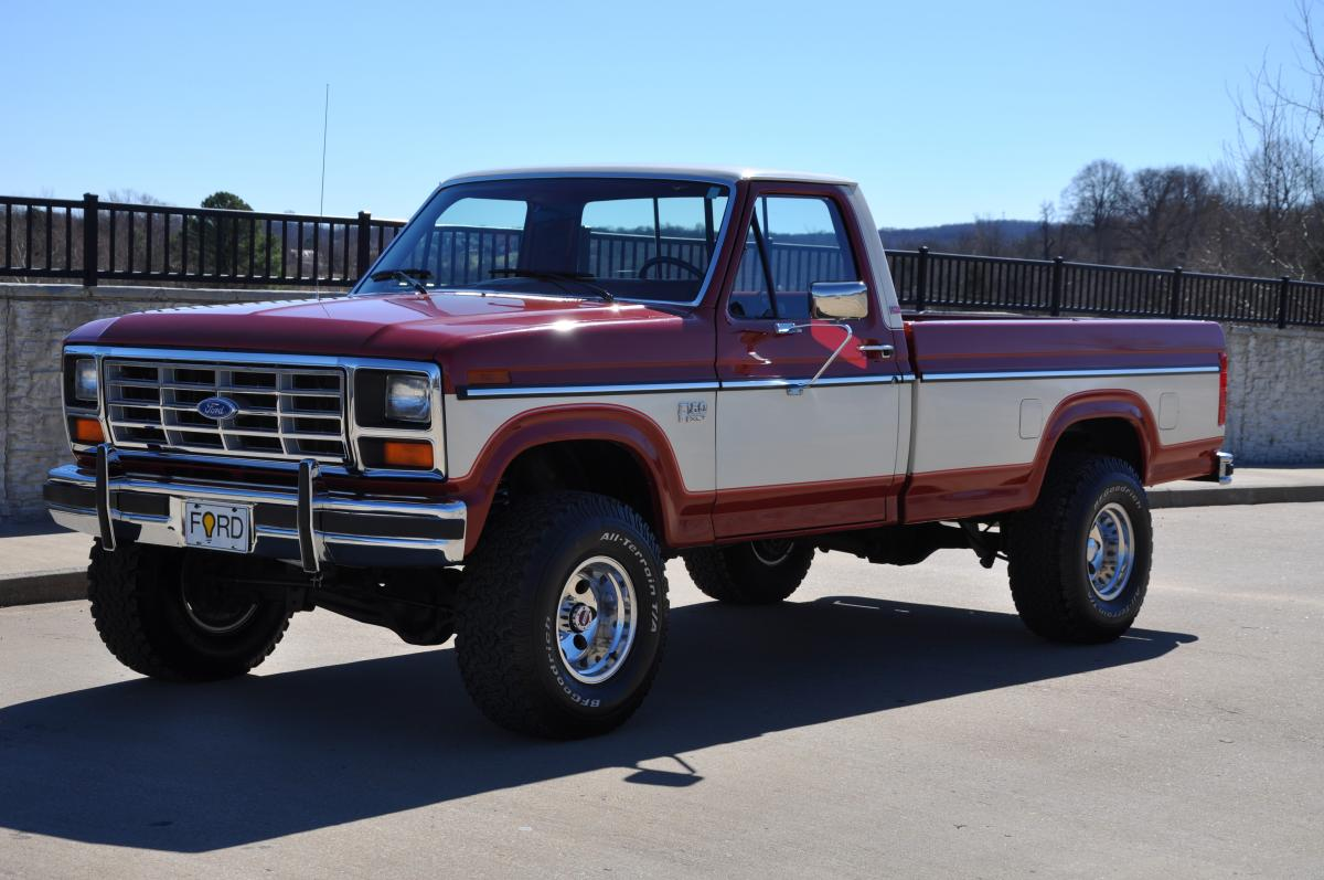 1985 Ford F150 Stepside For Sale Autos Post
