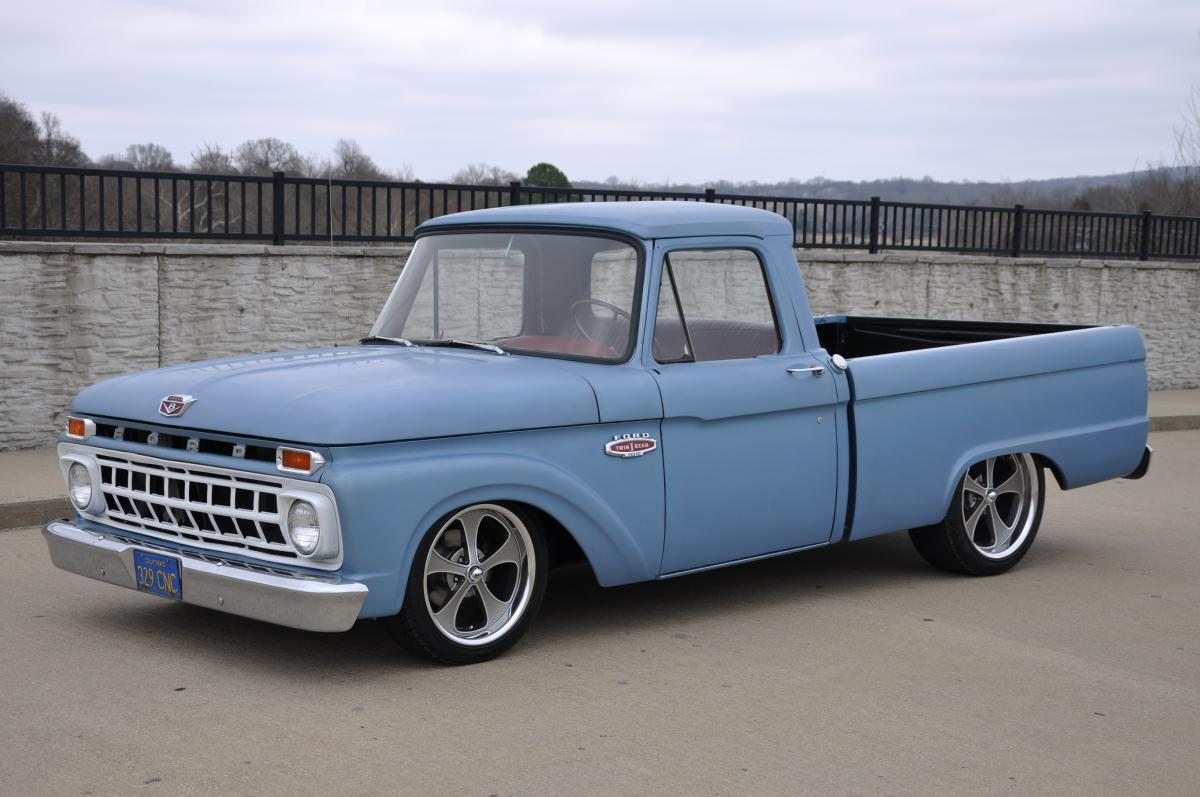 1964 Ford F100 Sold