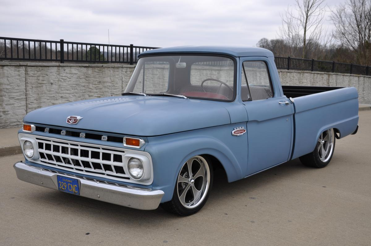 Used Ford Trucks >> 1964 Ford F100 SOLD