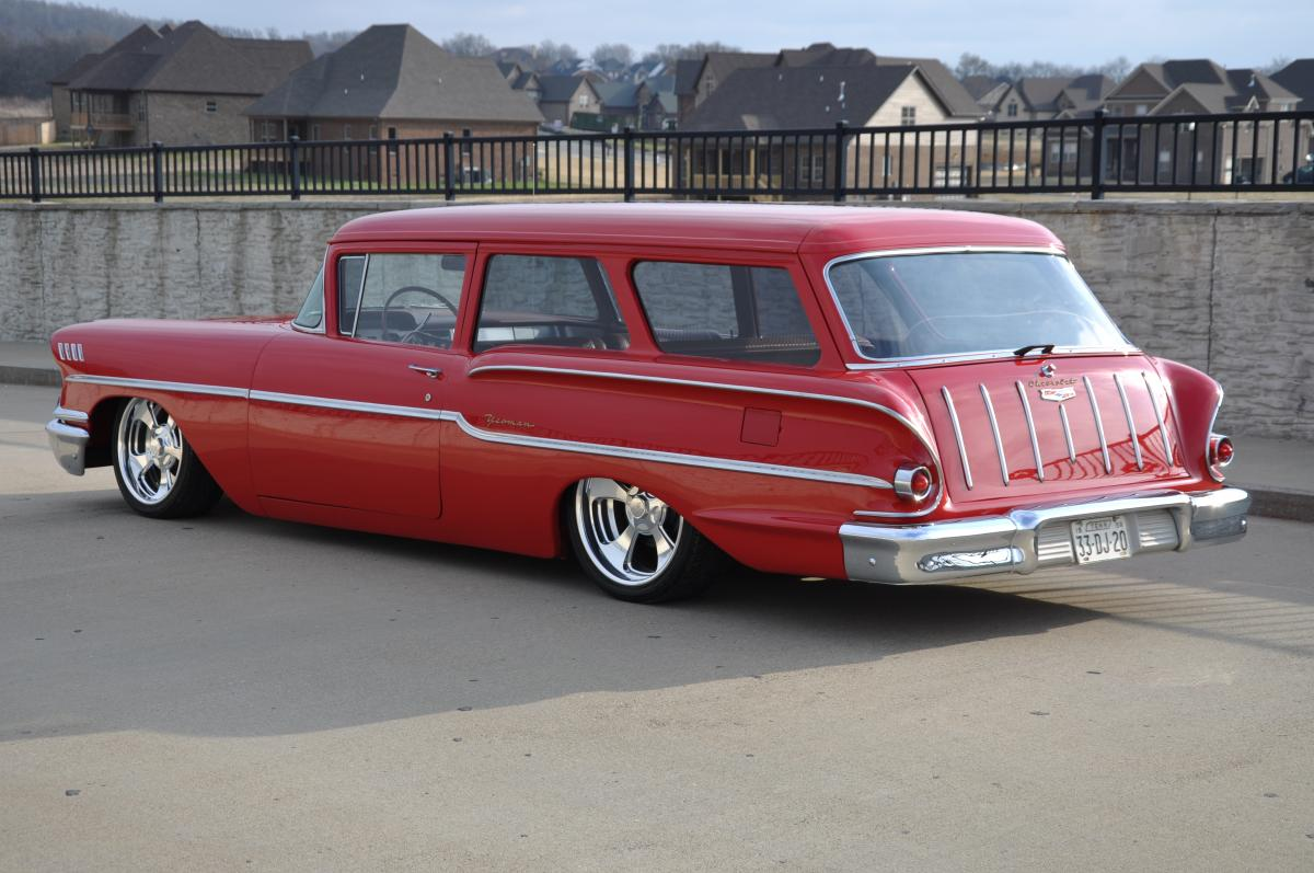 1958 Chevy Yeoman Wagon Html Autos Post