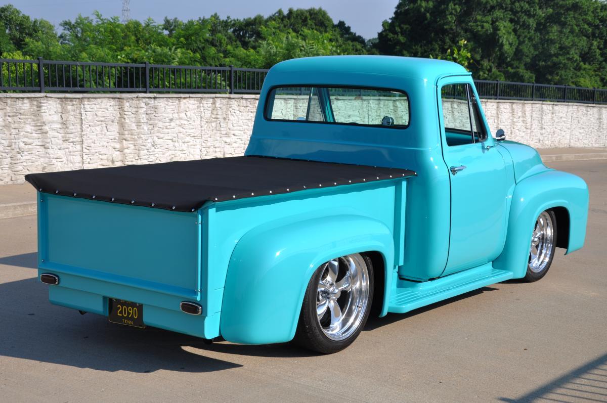 1955 Ford F100 Street Rod Truck