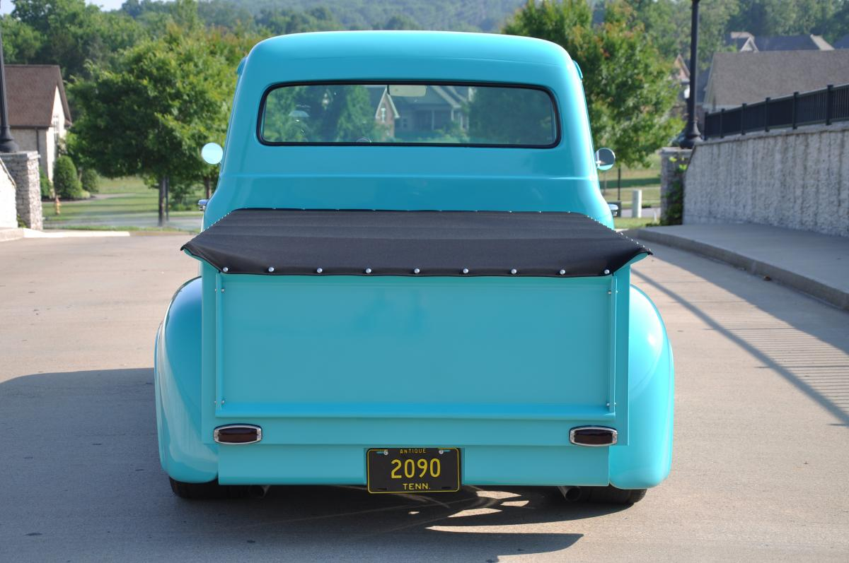 1955 Ford F100 Street Rod Truck Hot