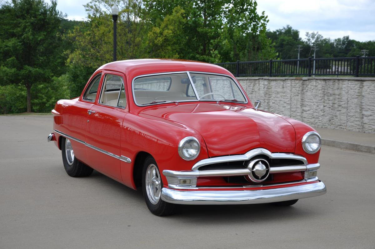 1949 Ford Coupe 2 Door Hardtop Make An Offer Need More Info