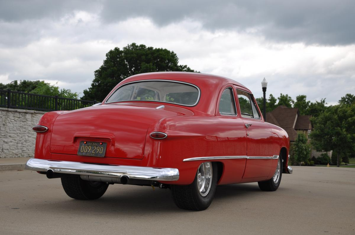 1949 Ford Coupe 2 Door Sedan