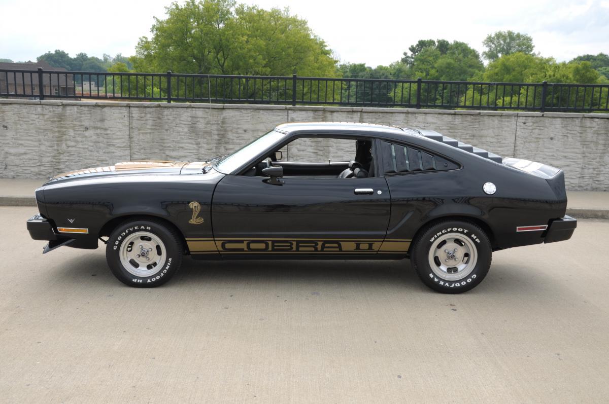 1977 mustang cobra
