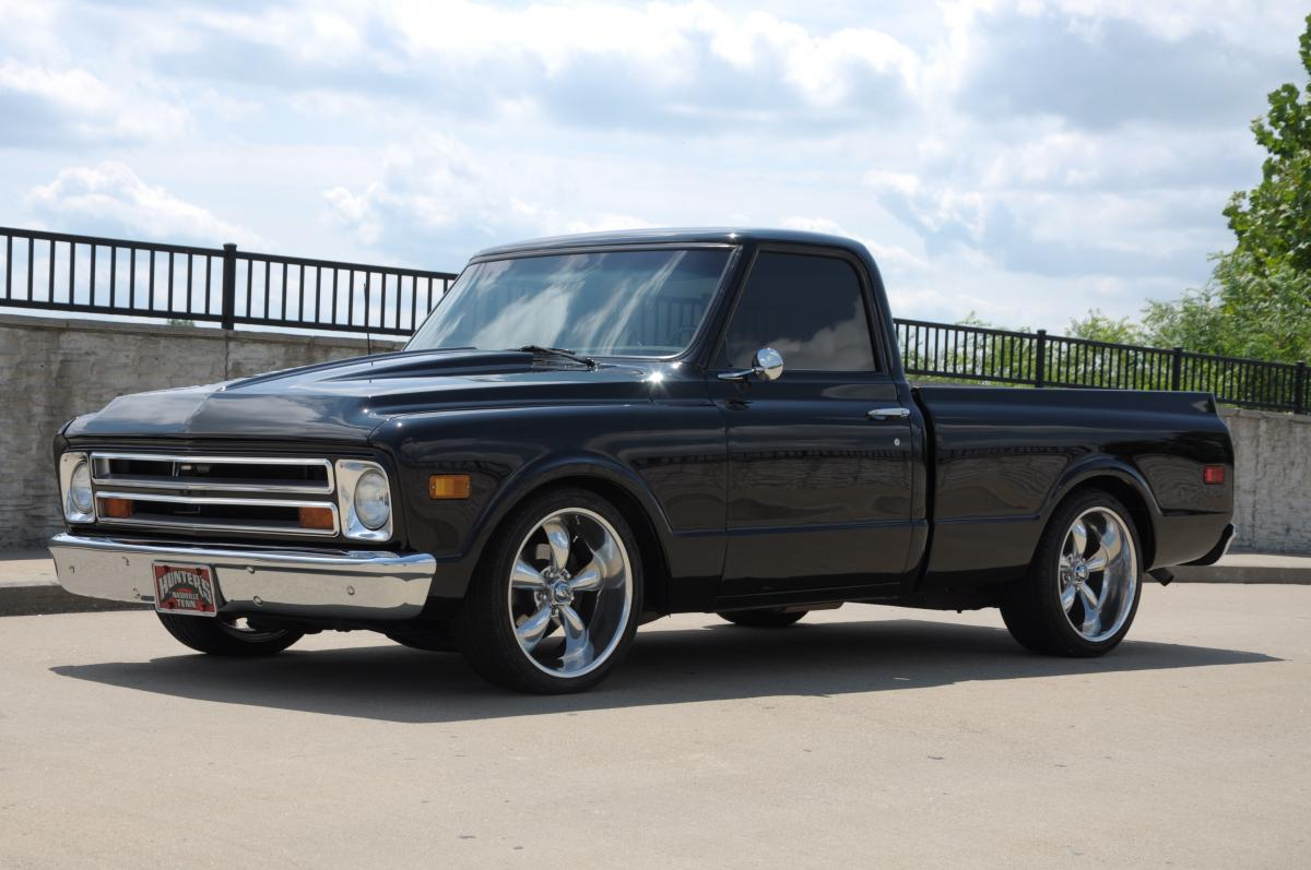 1968 Chevy Shortbed Pickup