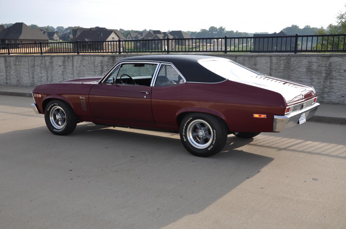 Jackson Tn Used Cars 1969 Chevrolet Nova - SOLD!!!