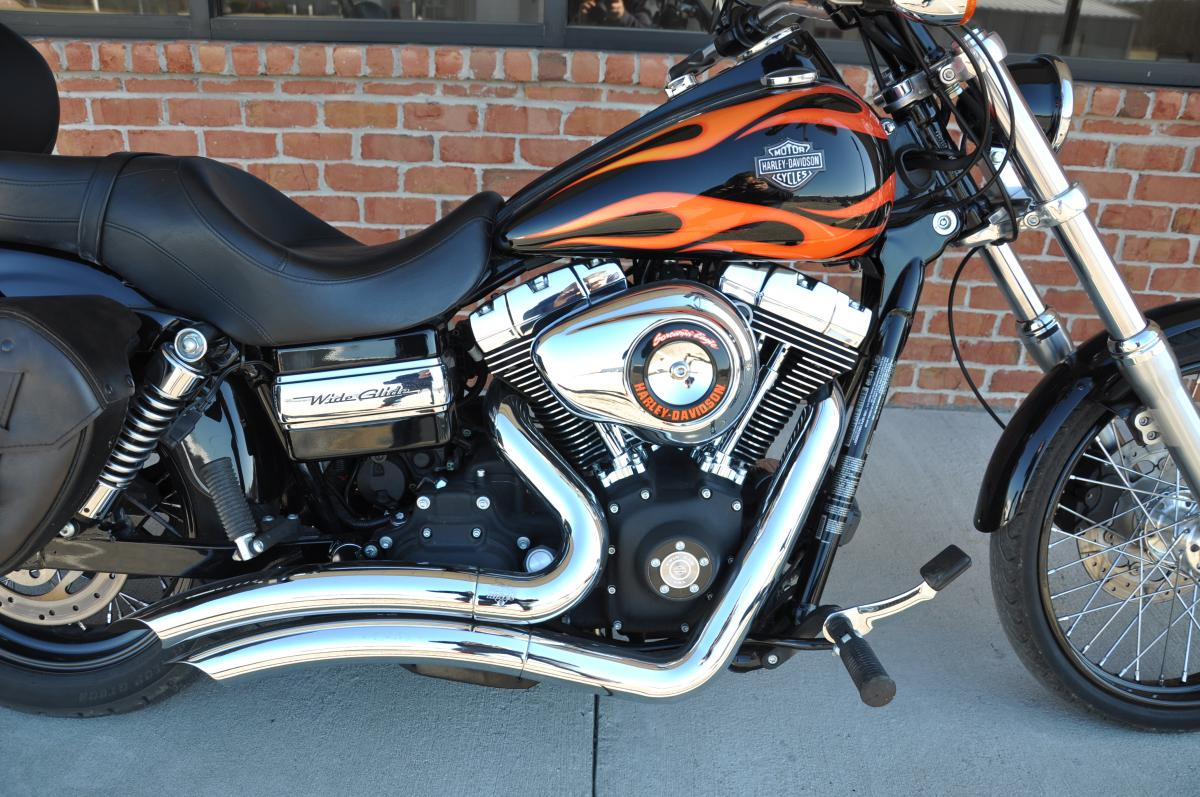All Bout Cars Harley Davidson Super Glide Dyna: 2011 Harley Davidson Dyna Wide Glide