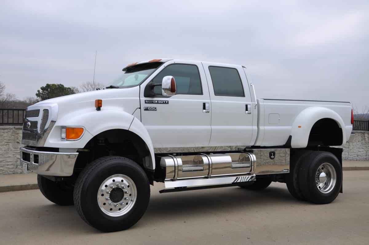 Ford F650 For Sale >> 2007 Ford F650 Super Duty 4x4