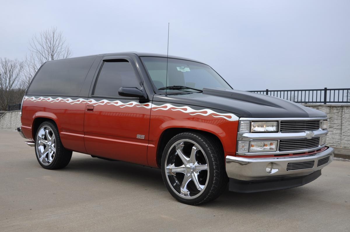 1996 Chevrolet Tahoe 2 Door
