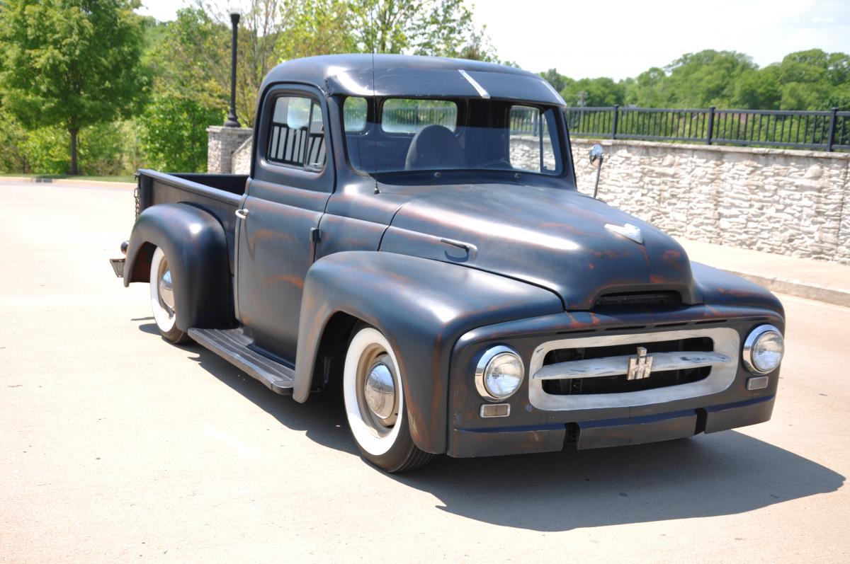 1953 International Pickup