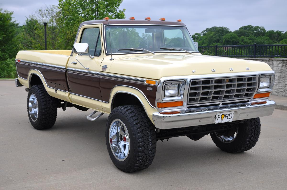 1978 Ford F250 >> 1978 Ford F250 4x4 Lariat