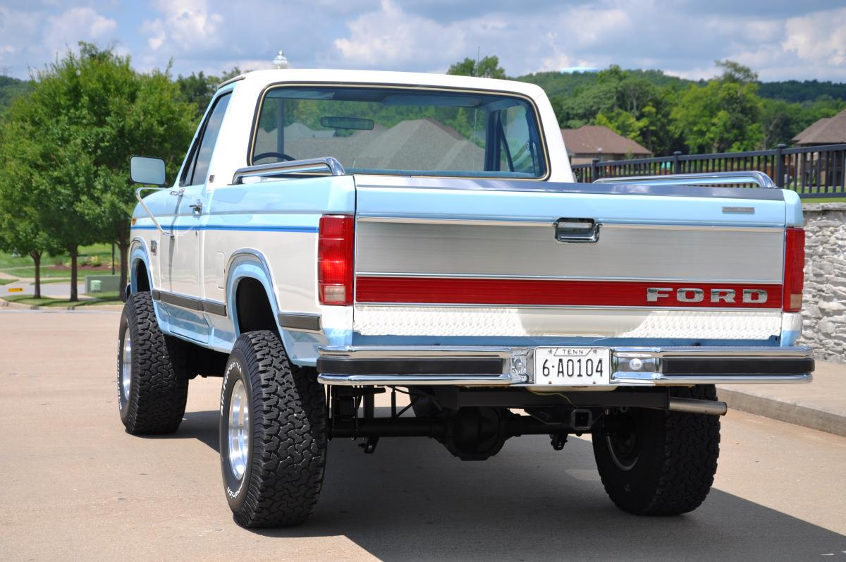 1986 ford f150 xlt lariat 4x4 autos post. Black Bedroom Furniture Sets. Home Design Ideas