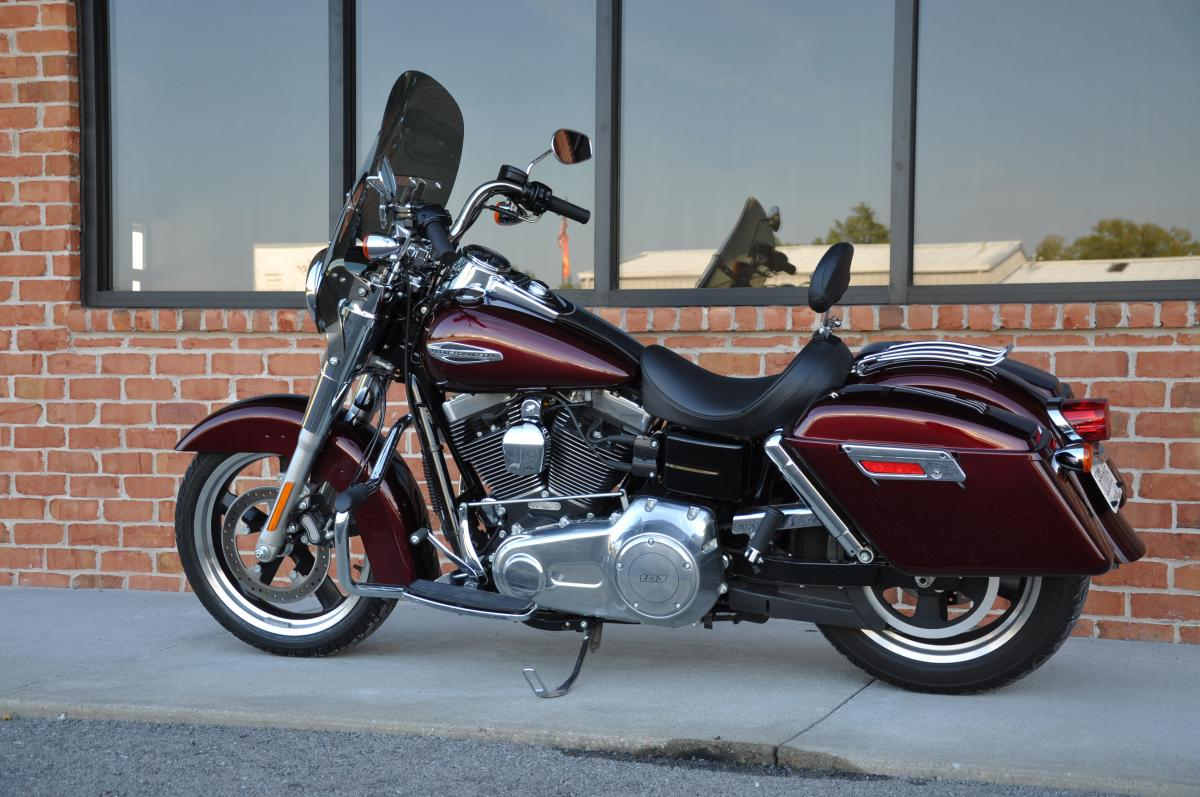 Just in time inventory harley davidson