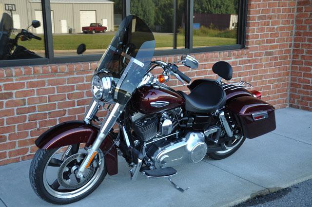2015 Harley Davidson Switchback