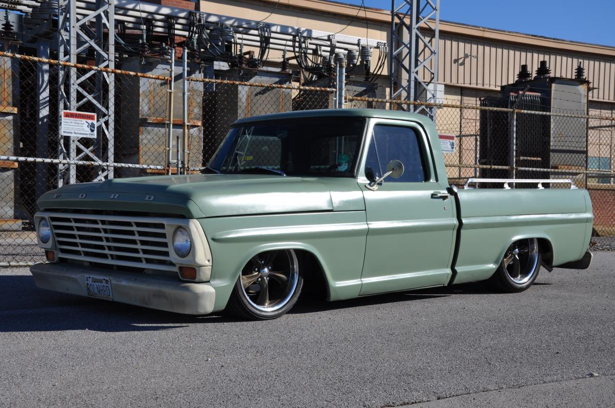 1971 Ford F100 Ranger XLT- a redneck driving one of these could ...