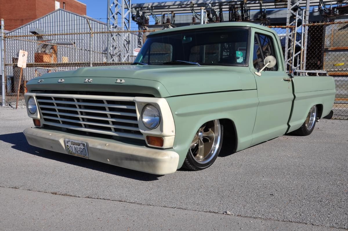 1971 Ford F100 Shop Truck