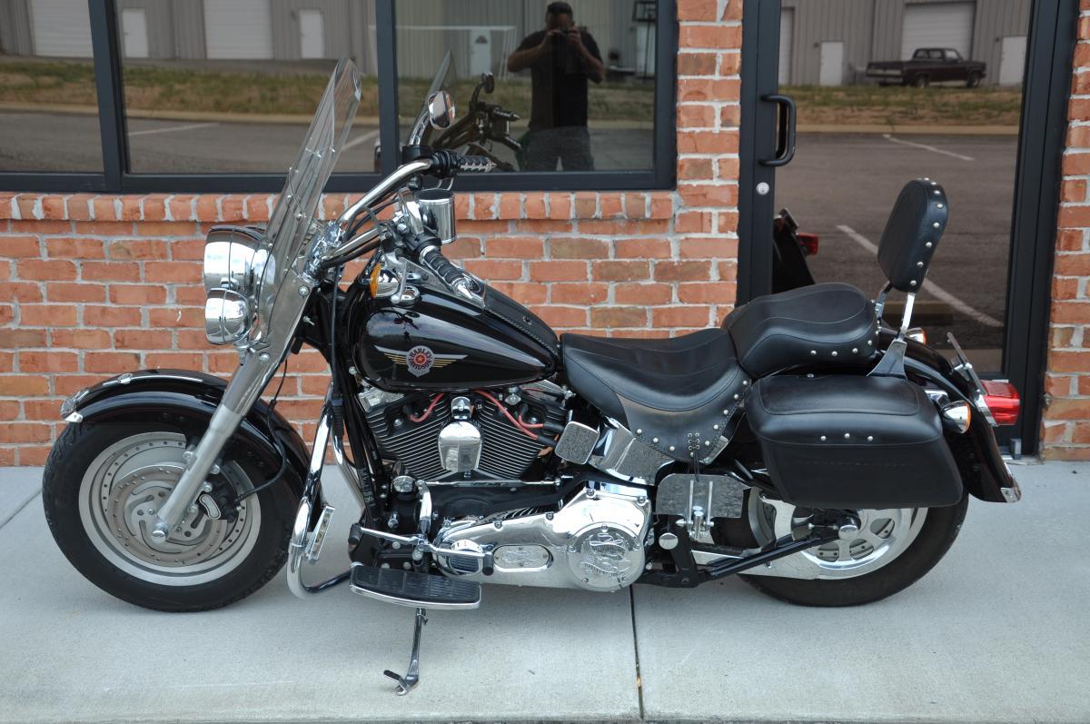 2000 Harley Davidson Fatboy Pictures