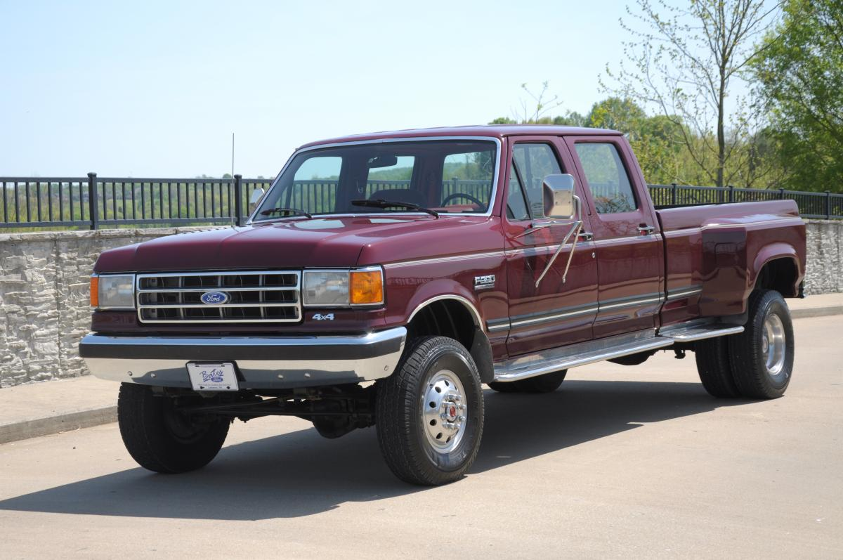 1991 Ford F 350 4x4