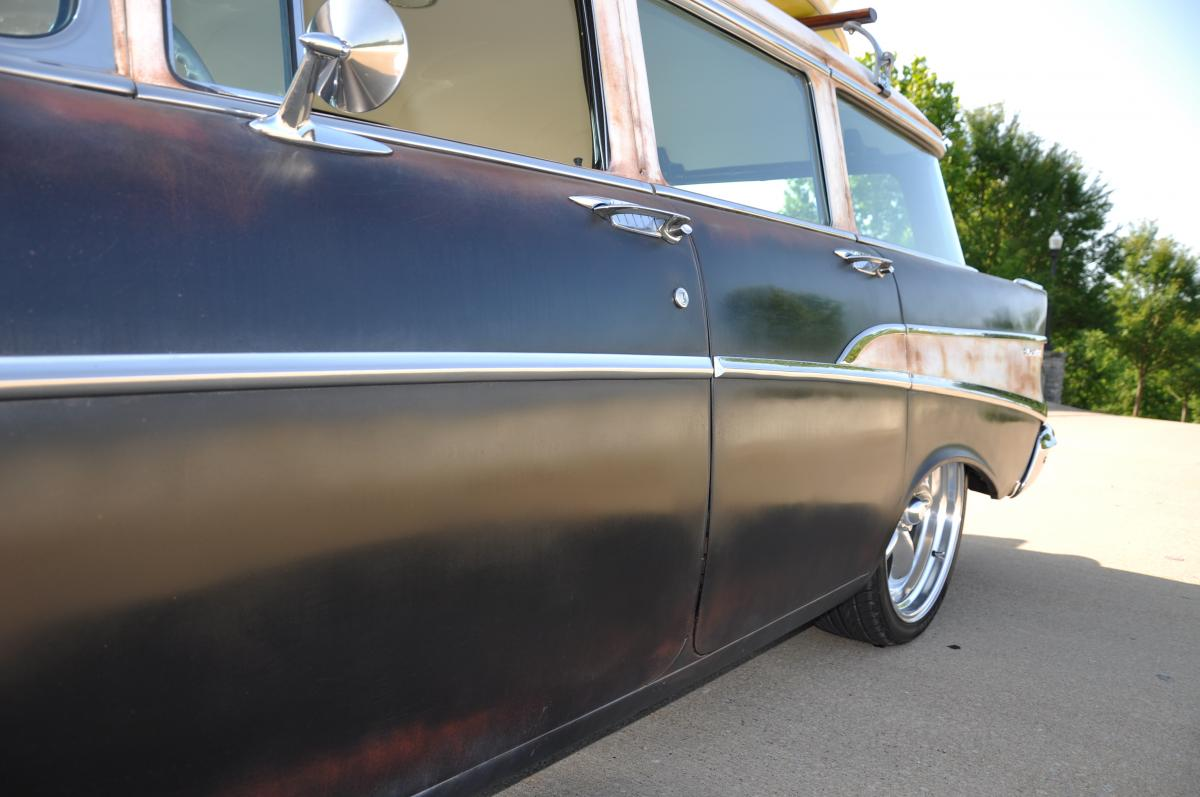 1957 Chevrolet 210 Wagon Vin Tag Make An Offer Need More Info
