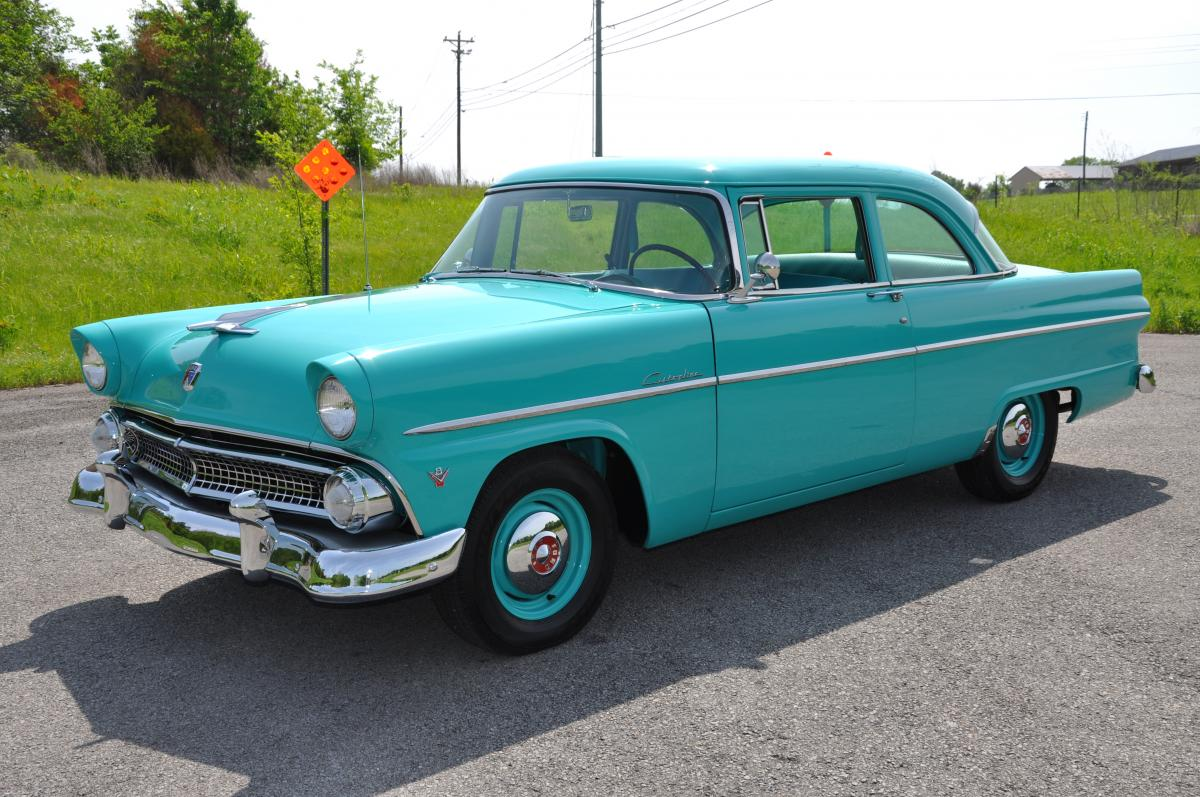 Buy Classic Cars >> 1955 Ford Customline